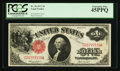 Fr. 36 $1 1917 Legal Tender PCGS Extremely Fine 45PPQ
