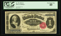 Large Size:Silver Certificates, Fr. 223 $1 1891 Silver Certificate PCGS Extremely Fine 40.. ...