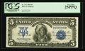 Large Size:Silver Certificates, Fr. 273 $5 1899 Silver Certificate PCGS Very Fine 25PPQ.. ...