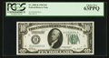 Small Size:Federal Reserve Notes, Fr. 2000-K $10 1928 Federal Reserve Note. PCGS Choice New 63PPQ.. ...