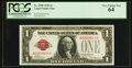 Small Size:Legal Tender Notes, Fr. 1500 $1 1928 Legal Tender Note. PCGS Very Choice New 64.. ...
