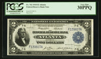Fr. 762 $2 1918 Federal Reserve Bank Note PCGS Very Fine 30PPQ