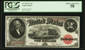 Large Size:Legal Tender Notes, Fr. 58 $2 1917 Legal Tender PCGS Choice About New 58.. ...