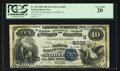 National Bank Notes:Virginia, Norfolk, VA - $10 1882 Date Back Fr. 545 The NB of Commerce Ch. #(S)6032. ...