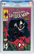 Modern Age (1980-Present):Superhero, The Amazing Spider-Man #316 (Marvel, 1989) CGC NM/MT 9.8 Whitepages....