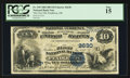 National Bank Notes:Oregon, Pendleton, OR - $10 1882 Date Back Fr. 545 The First NB Ch. # (P)2630. ...