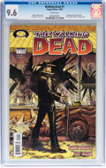 Modern Age (1980-Present):Horror, Walking Dead #1 (Image, 2003) CGC NM+ 9.6 White pages....