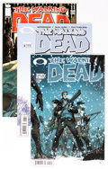 Modern Age (1980-Present):Horror, Walking Dead Group (Image, 2004-07) Condition: Average NM....(Total: 22 Comic Books)