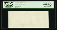 Fr. 1911-L $1 1981 Federal Reserve Note. PCGS Very Choice New 64PPQ
