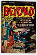 Golden Age (1938-1955):Horror, The Beyond #2 (Ace, 1951) Condition: FN/VF....
