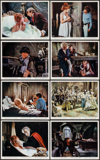 "The Fearless Vampire Killers (MGM, 1967). Color Photo Set of 8 (8"" X 10""). Comedy. Pre-release Title: Your Tee..."
