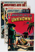 Golden Age (1938-1955):Horror, Adventures Into The Unknown Group (ACG, 1949-54) Condition: AverageVG.... (Total: 6 Comic Books)