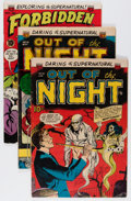 Silver Age (1956-1969):Horror, ACG Silver Age Horror Comics Group (ACG, 1960s) Condition: AverageVG+.... (Total: 8 Comic Books)