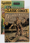 Golden Age (1938-1955):Classics Illustrated, Classic Comics #26 and 53 First Editions Group (Gilberton, 1945-48)Condition: Average GD/VG.... (Total: 2 Comic Books)