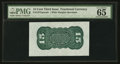 Fractional Currency:Third Issue, Fr. 1272sp 15¢ Third Issue PMG Gem Uncirculated 65 EPQ.. ...