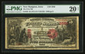 National Bank Notes:Iowa, New Hampton, IA - $5 1875 Fr. 405 The First NB Ch. # 2588. ...