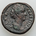 Ancients:Ancient Lots  , Ancients: ANCIENT ROME. Divus Augustus to Antoninus Pius (AD14-161). Lot of eight (8) AR and Æ coins.... (Total: 8 coins)