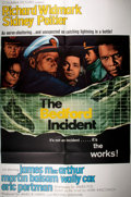 "Miscellaneous:Movie Posters, [Movie Posters]. The Bedford Incident (Colombia Pictures, 1965). One sheet. 27"" x 41."" Starring Richard Widmark..."