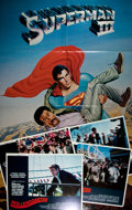 Miscellaneous:Movie Posters, [Movie Posters]. Group of Promotional Movie Materials. Titles andformats include: a program for Beaches, three promotio...