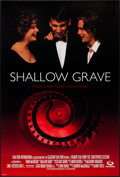 """Movie Posters:Crime, Shallow Grave (Gramercy, 1995). One Sheet (27"""" X 40"""") DS. Crime.. ..."""