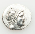 Ancients:Greek, Ancients: SELEUCID KINGDOM. Antiochus Hierax (246-227 BC). ARtetradrachm (15.92 gm)....