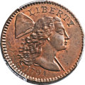 Large Cents, 1794 1C Head of 1794, No Faction Bar MS64 Red and Brown PCGS. S-64, B-50, Low R.5. Our EAC Grade MS63. ...