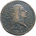 Large Cents, 1793 1C Strawberry Leaf Good 4 PCGS. NC-3, B-15, Low R.8. Also,Pollock-17. Our EAC Grade Good 4. ...
