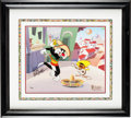 Animation Art:Model Sheet, Mexican Cat Dance Limited Edition Cel Animation Art #180/500(Warner Brothers, 1995)....