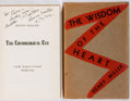 Books:Fiction, Henry Miller. SIGNED/INSCRIBED. Two First Editions, including: The Wisdom of the Heart [and:] The Cosmological Eye. ... (Total: 2 Items)