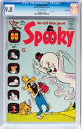 Bronze Age (1970-1979):Humor, Spooky #128 File Copy (Harvey, 1971) CGC NM/MT 9.8 Off-whitepages....