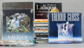 Miscellaneous, A COLLECTION OF FIFTY-NINE LALIQUE REFERENCE BOOKS AND PAMPHLETS.20th century. ... (Total: 59 Items)