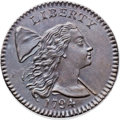 Large Cents, 1794 1C Head of 1794 MS64 Brown PCGS. S-31, B-13, R.1. Our EAC Grade MS60. ...