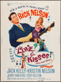 "Movie Posters:Rock and Roll, Love and Kisses (Universal, 1965). Poster (30"" X 40""). Rock andRoll.. ..."