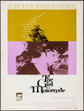"Movie Posters:Exploitation, The Girl on a Motorcycle (Claridge Pictures, 1968). Poster (30"" X40""). Exploitation.. ..."