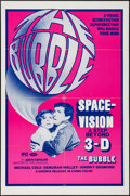 "Movie Posters:Science Fiction, The Bubble (Sherpix, R-1972). One Sheets (2) (27"" X 41"") 3-D Style. Science Fiction.. ... (Total: 2 Items)"