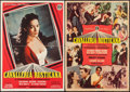 "Movie Posters:Drama, Fatal Desire (Excelsa, 1955). Italian Photobusta Set of 6 (27"" X 19""). Drama.. ... (Total: 6 Items)"