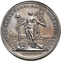 Betts Medals, Betts-607. 1782 Holland Declares Free America. Silver. XF....