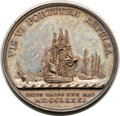 Betts Medals, Betts-583. 1781 Dutch Victory. Silver. Mint State. ...
