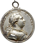 Betts Medals, Betts-529. 1773 St. Vincent's Medal. Silver. VF....