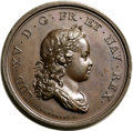 Betts Medals, Betts-125 variant. 1716 Chamber of Justice. Bronze. XF. ...