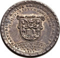 Betts Medals, Betts-137. 1720 John Law. Silver. XF. ...