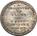Betts Medals, Betts-119. 1720 John Law. Silver. VF. ...