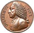 Betts Medals, Betts-516. William Pitt. Bronze. Mint State. ...