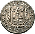 Betts Medals, Betts-398. 1754 College at Lima. Silver. VF. ...