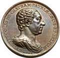 Betts Medals, Betts-523. Earl of Chatham. Bronze. Mint State. ...