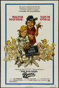 """Movie Posters:Sports, The Bad News Bears (Paramount, 1976). One Sheet (27"""" X 41""""), Pressbook (Multiple Pages) and Lobby Card Set of 8 (11"""" X 14"""").... (Total: 10 Items)"""