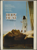 """Movie Posters:Film Noir, Body Heat (Warner Brothers, 1981). Poster (30"""" X 40""""). Drama.Directed by Lawrence Kasdan. Starring William Hurt, Kathleen T..."""