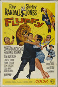 "Movie Posters:Comedy, Fluffy (Universal, 1965). One Sheet (27"" X 41""). Comedy. Directed by Earl Bellamy. Starring Tony Randall, Shirley Jones, Edw..."