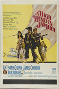 "Movie Posters:Adventure, A High Wind in Jamaica (20th Century Fox, 1965). One Sheet (27"" X41""). Adventure. Directed by Alexander Mackendrick. Starri..."