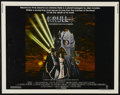 "Movie Posters:Fantasy, Krull (Columbia, 1983). Half Sheet (22"" X 28""). Adventure. Directedby Peter Yates. Starring Ken Marshall, Lysette Anthony, ..."